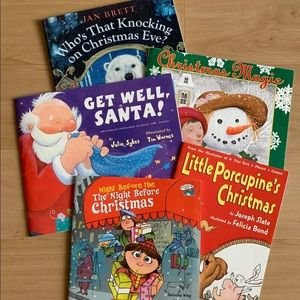 COPY - Christmas Holiday Picture Books
